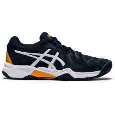 Chaussure Asics Gel Resolution 8 GS Junior Marine / Blanc SS 2021