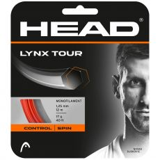 Cordage Head Lynx Tour Orange 12m