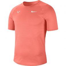 T Shirt Nike AeroReact Rafael Nadal Slam Black US Open 2020