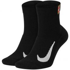 Chaussettes Nike Ankle Black (2 paires)