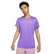 T-shirt Nike Rafael Nadal Challenger Purple