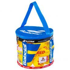 Sac de 24 balles Babolat Red Foam