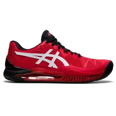 Chaussure Asics Gel Resolution 8 Rouge