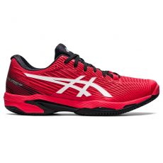 Chaussure Asics Solution Speed FF 2 Clay Rouge