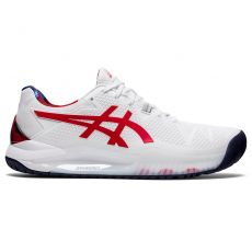 Asics Gel Resolution 8 rood Schoenen