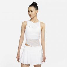 Débardeur Nike Court Femme ADV Slam Blanc