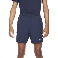 Short Nike Court Flex Advantage Bleu Marine 18cm