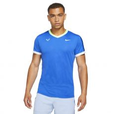T-Shirt Nike Dri-Fit ADV Rafael Nadal Bleu
