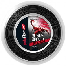 Polyfibre Black Venom Rough 200m