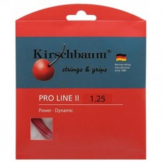 Kirschbaum Pro line 2 Red 12m