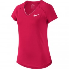 T Shirt Nike Pure Junior Rouge Automne 2017