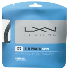 Luxilon Alu Power Spin 1.27 12m