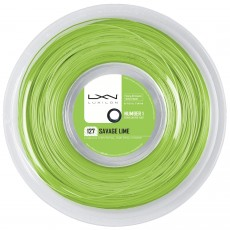 Bobine Luxilon Savage Green 200m